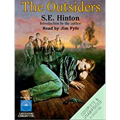 the outsiders by susan eloise hinton essay Writing, author, book, the outsiders - susan eloise hinton life.