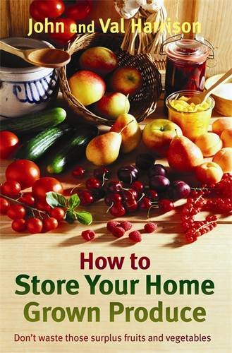 How to Store Your Home Grown Produce image
