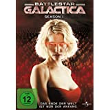 "Battlestar Galactica - Season 1 [4 DVDs]von ""Edward James Olmos"""