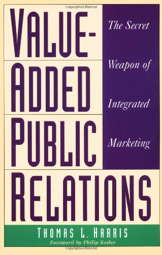 Value-Added Public Relations: The Secret Weapon of...