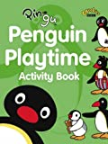 Pingu: Penguin Playtime Activity Book