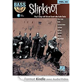 Slipknot Songbook: Bass Play-Along Volume 45