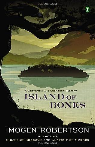 book cover of Island of Bones