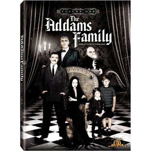 addams family characters