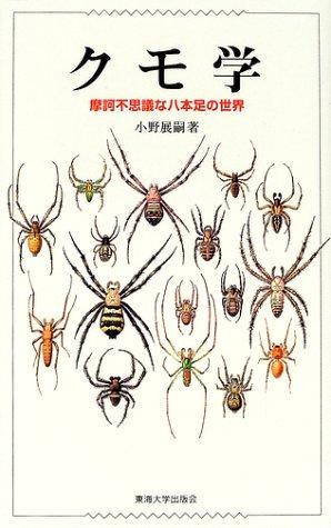 クモ学―摩訶不思議な八本足の世界