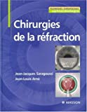 Chirurgies de la r�fraction
