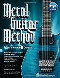 Metal Guitar Method Book with DVD