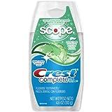 Crest Complete Tartar Control Whitening Plus Scope Liquid Gel - Minty Fresh 4.6 Oz