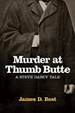 Murder at Thumb Butte
