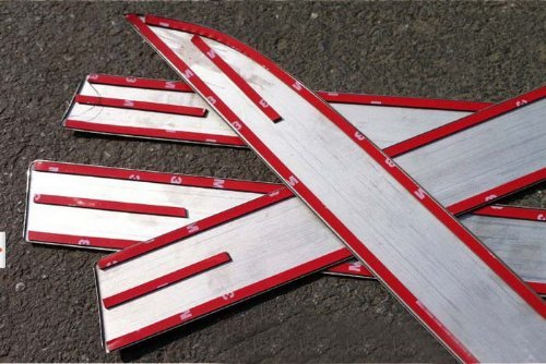 Auto Parts Body Door Side ChromeMolding Trim