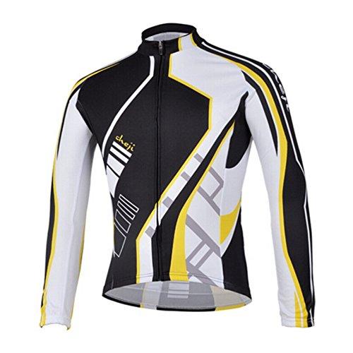 Toptie Men'S Race Cut Bike Jersey With Sublimated Print Xxl
