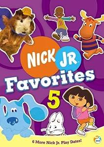 Nick Jr. Favorites - Vol. 5 by Nickelodeon