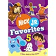 Nick Jr. Favorites - Vol. 5 ( DVD - Mar. 13, 2007)