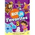 Nick Jr. Favorites - Vol. 5 DVD ~ Nick Jr. Favorites