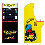 Arcade1Up Pacman Classic Home 3/4 Scale Arcade 1UP Cabinet Video Game, Walmart Exclusive