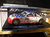 Bmw M3 Gtr Le Mans 2001