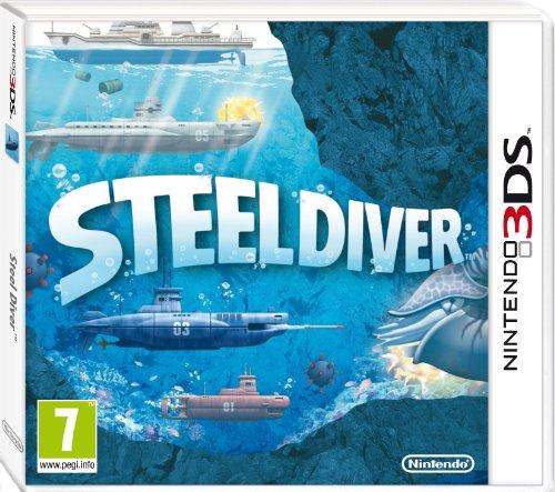 Steel Diver (Nintendo 3DS)