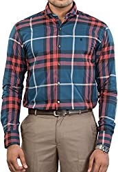 Unkonventional Men's Casual Shirt (unkchkonizzl_Multicolor_40)