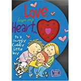 "Love from My Heart: To a Snuggly Cuddly Little Boy [With ""Music Box"" Heart] (Parent Love Letters)"