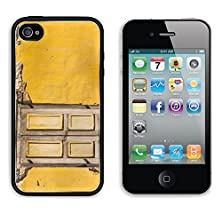 buy Msd Apple Iphone 4 Iphone 4S Aluminum Plate Bumper Snap Case Vintage Windows On Old Yellow Brick Wall Image 21015302