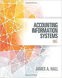 Accounting Information Systems James Hall
