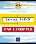 Lotus 1.2.3, version 9, disquette d'e...