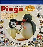 Pinguシールブック (まるごとシールブック)