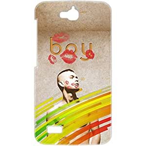 a AND b Designer Printed Mobile Back Cover / Back Case For Huawei Honor Holly (HON_HOL_3D_2573)