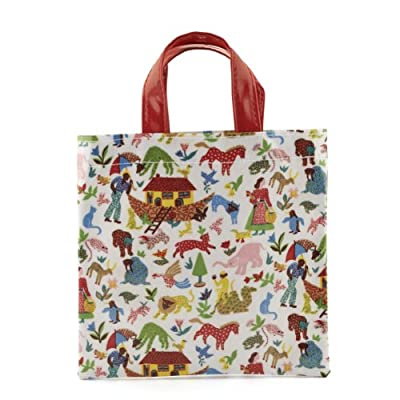 Child's Noah's Ark Pattern Tote||EVAEX