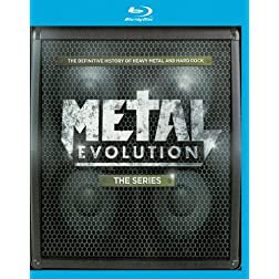 Metal Evolution [Blu-ray]