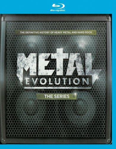 Metal Evolution [Edizione: Regno Unito]
