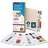 Smead Smartstrip Labeling System, Refill Pack, End Tab Labels, Ink-Jet Printer (66006)