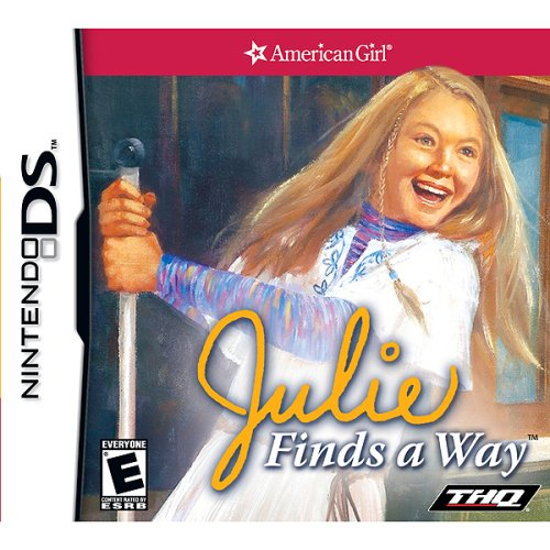 American Girl: Julie Finds a Way