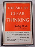 The Art Of Clear Thinking (9080641545) by FLESCH, Rudolf