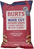 Burts Chips Firecracker Lobster (pack of 10)