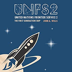 United Nations Frontier Service 2 Audiobook