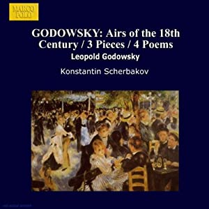 Godowsky - Piano Music Volume 1 from Marco Polo