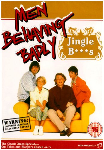 Men Behaving Badly - Jingle Balls! [DVD] [1997]