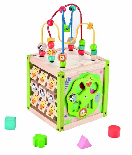 EverEarth My First Multi-Play Activity Cube - 1