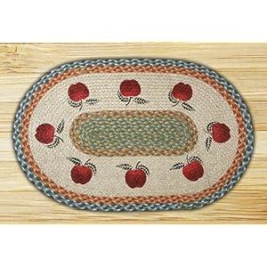 Cushions rugs apple kitchen stuff apple kitchen stuff for Kitchen rugs with fruit design