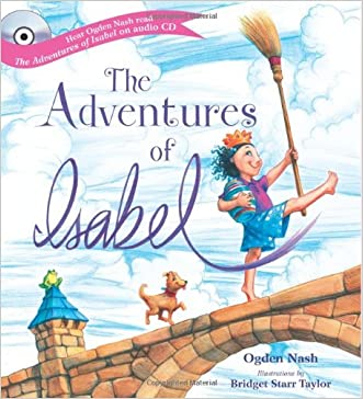 The Adventures of Isabel (A Poetry Speaks Experience) written by Ogden Nash