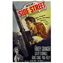 Side Street Poster Movie 11x17 Farley Granger Cathy ODonnell James Craig Paul Kelly