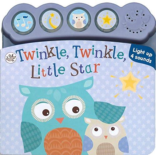 Twinkle, Twinkle, Little Star (Little Learners Board Books)