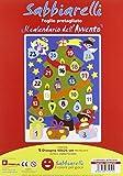 Sabbiarelli - Maxi Diseño Calendario de Adviento