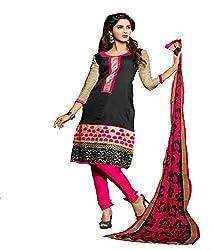 Fashiondiya Antra Chanderi Top,Cotton Print Bottom, Cotton Print Dupatta
