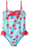 Pink Platinum Baby-Girls Infant Strawberry One Piece Swimsuit