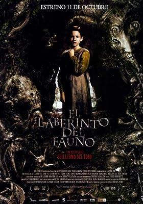 Pan's Labyrinth Poster Movie Spanish 11x17 Ivana Baquero Doug Jones Sergi L?pez Ariadna Gil