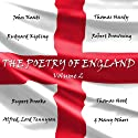 The Poetry of England, Volume 1 (       UNABRIDGED) by William Shakespeare, Christopher Marlowe, William Blake, William Wordsworth Narrated by Nigel Davenport, Nigel Planer, Jan Francis, Richard Mitchley, Ghizela Rowe