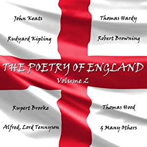 The Poetry of England, Volume 1 Hörbuch