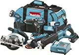 MAKITA LXT600 6Pc 18V LXT cordless kit